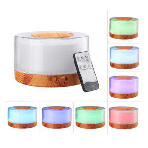 Ultrasonic Humidifier Aroma LED Oil Diffuser