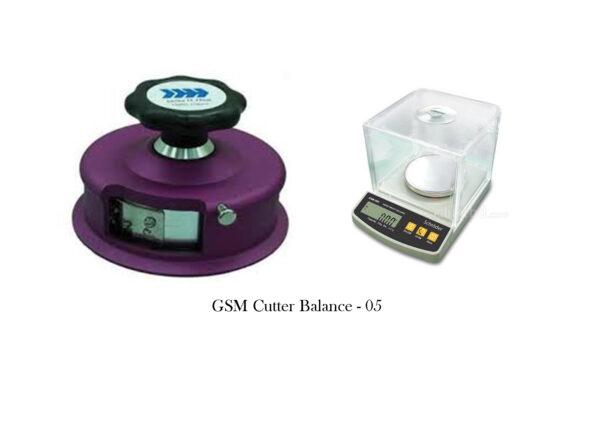 GSM Cutter Balance