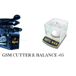 GSM Cutter & Balance