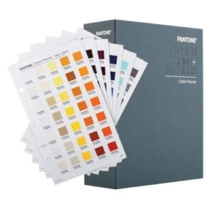 Fashion Home + Interiors Cotton Planner FHIC300A Update Pantone Book TCX