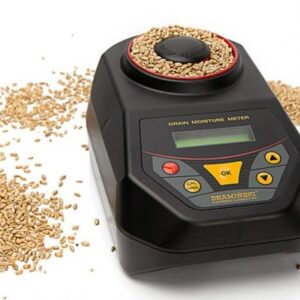 Portable grains Moisture Meter