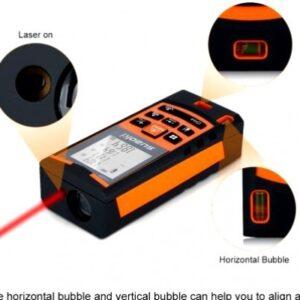 Laser Distance Meter – 80 meters