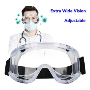 Eye Protection Soft Goggles