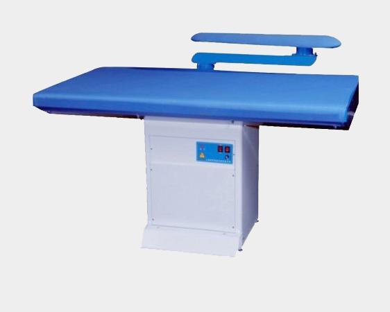 Vacuum iron table